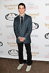 LOS ANGELES - APR 27: Zachary Gordon at Ryan Newman's Glitz and Glam Sweet 16 birthday party at the Emerson Theater on April 27, 2014 in Los Angeles, California