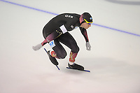 SPEEDSKATING: CALGARY: Olympic Oval, 26-02-2017, ISU World Sprint Championships, 500m Men, Nico Ihle (GER), ©photo Martin de Jong