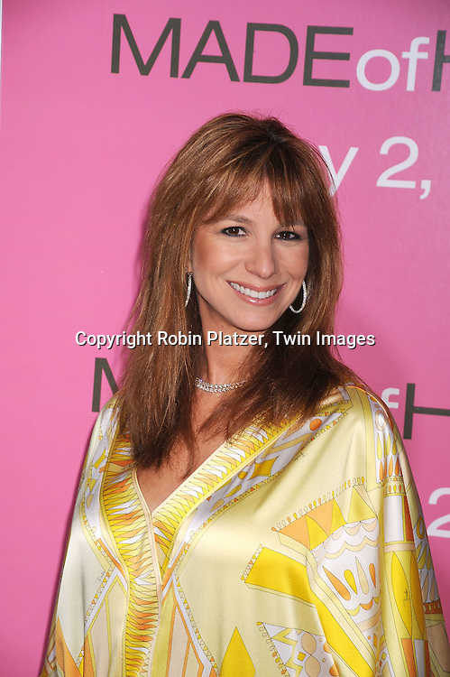 "Jill Zarin, from The Real Housewives of New York in Pucci dress..arriving at The World Premiere of ""Made Of Honor"" starring ..Patrick Dempsey and Michelle Monaghan on April 28, 2008 at The Ziegfeld Theatre in New York City. ....Robin Platzer, Twin Images"
