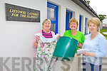 25 YEARS: Some of the volunteers at the Listowel Laundry for the Elderly which celebrated its 25th year last Friday, l-r: Joan Kenny, Mary Comerford and Mary Walsh.