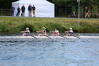 Race: 221  Event: W E 4x-  Final<br />