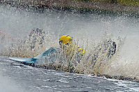 """%1-H. """"Water, water, everywhere!""""   (Outboard Hydroplanes)"""