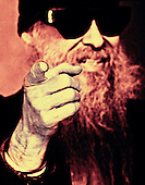 Jun 28, 1996: ZZ TOP - Billy Gibbons Interview - Hamburg Germany