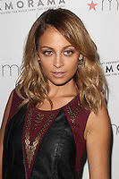 LOS ANGELES, CA - SEPTEMBER 07: Nicole Richie at Macy's Passport Presents: Glamorama - 30th Anniversary in Los Angeles held at The Orpheum Theatre on September 7, 2012 in Los Angeles, California. ©mpi25/MediaPunch Inc. /NortePhoto.com<br /> <br /> **CREDITO*OBLIGATORIO** *No*Venta*A*Terceros*<br /> *No*Sale*So*third*...
