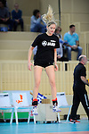 Wiesbaden, Germany, October 18: During the 1. Bundesliga Damen Saison 2014/15 volleyball match between VC Wiesbaden and Rote Raben Vilsbiburg on October 18, 2014 at the Sporthalle am Platz der Deutschen Einheit in Wiesbaden, Germany. Final score 3-0. (Photo by Dirk Markgraf / www.265-images.com) *** Local caption ***