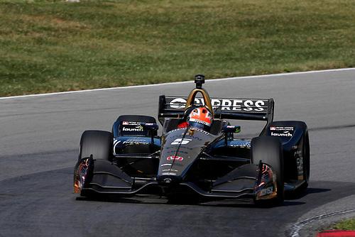 James Hinchcliffe, Schmidt Peterson Motorsports HondaJames Hinchcliffe, Schmidt Peterson Motorsports Honda