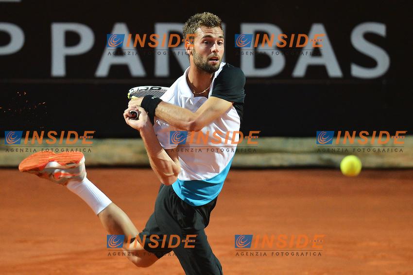 Benoit Paire France .Roma 18/05/2013 Foro Italico .Tennis Internazionali d'Italia 2013 .Semifinali Semi Finals.Foto Andrea Staccioli Insidefoto