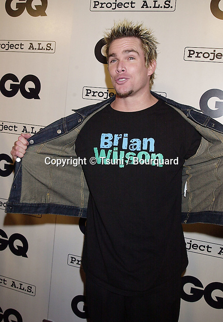 Mark McGrath at the GQ Magazine for Hollywood issue. The party was in Los Angeles<br />           -            McGrathMark08.jpg