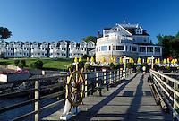 Inn, Bar Harbor, ME, Maine, Mount Desert Island, Bar Harbor Inn in Bar Harbor.