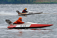 R-61, R-21   (Outboard Runabouts)