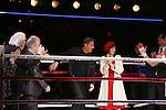 Thomas Meehan, Stephen Flaherty, Lynn Ahrens, Sylvester Stallone, Margo Seibert and Alex Timbers during the Broadway Opening Night Performance curtain call for 'Rocky on Broadway' at the Winter Garden Theatre on March 13, 2014 in New York City.