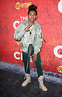 03 January 2018 - Los Angeles, California - Jahking Guillory. Showtime's &quot;The Chi&quot; Los Angeles Premiere held at Downtown Independent.     <br /> CAP/ADM/FS<br /> &copy;FS/ADM/Capital Pictures