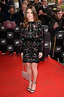 arriving for TRIC Awards 2018 at the Grosvenor House Hotel, London<br /> <br /> ©Ash Knotek  D3388  13/03/2018