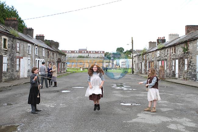 Alice Morgan, Nadine Lonergan and Orla Mallon at Ship Street Revisited...Photo NEWSFILE/Jenny Matthews.