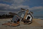 After 4 months of the Sandy storm disaster some places await solutions in NJ