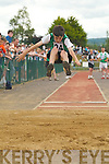 The Community Games County finals in An Riocht  Track, Castleisland, last Saturday
