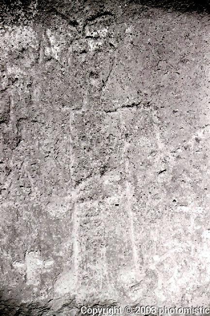 Tsankawi Ruins, Bandelier National Monument