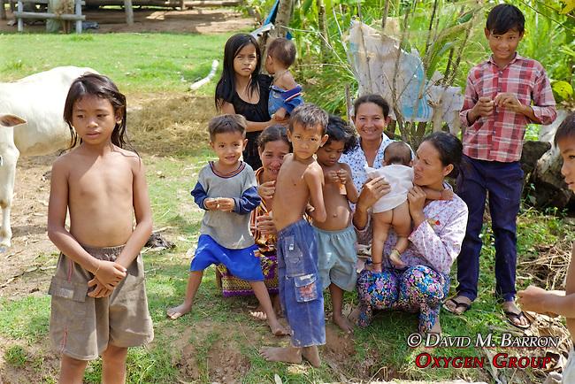 Villagers of Phum Krar-Sa-Tom