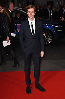arriving for the London Film Festival 2017 screening of &quot;Breathe&quot; at the Odeon Leicester Square, London<br /> <br /> <br /> &copy;Ash Knotek  D3318  04/10/2017