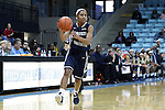 22 November 2016: Charleston Southern's Ke'Asia Jackson. The University of North Carolina Tar Heels hosted the Charleston Southern University Buccaneers at Carmichael Arena in Chapel Hill, North Carolina in a 2016-17 NCAA Women's Basketball game. UNC won the game 93-77.