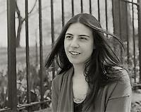 Cassandra Pantuso, 2009.  Poet.