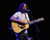 MIAMI BEACH, FL - MAY 16: Chris Cornell performs at Fillmore Miami Beach on May 16, 2012 in Miami Beach, Florida. ©mpi04/MediaPunch Inc. ***NO FRANCE***
