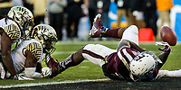 Photography coverage of the 2017 Belk Bowl game between the Wake Forest Demon Deacons and the Texas A&amp;M Aggies at Bank of America Stadium in Charlotte, North Carolina.<br /> <br /> Charlotte Photographer - PatrickSchneiderPhoto.com
