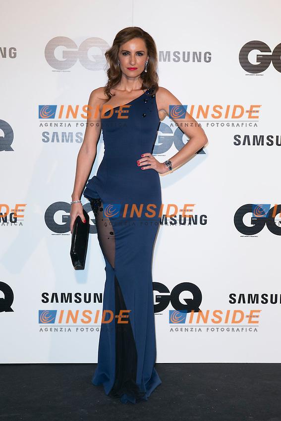 "Monica De Tomas attends the ""GQ AWARDS"" at Palace Hotel in Madrid, Spain. November 3, 2014. (ALTERPHOTOS/Carlos Dafonte/Insidefoto)"