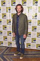 Jared Padalecki beim Photocall zur TV-Serie 'Supernatural' auf der San Diego Comic-Con International 2017 im Hilton Bayfront Hotel. San Diego, 23.07.2017