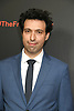 actor Alex Karpovsky attends the New York Premiere of &quot;The Front Runner&quot; on October 30, 2018 at MOMA in New York, New York, USA.<br /> <br /> photo by Robin Platzer/Twin Images<br />  <br /> phone number 212-935-0770