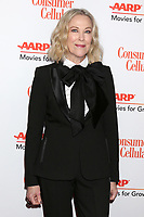 LOS ANGELES - FEB 4:  Catherine O'Hara at the Movies for Growups Awards at the Beverly Wilshire Hotel on February 4, 2019 in Beverly Hills, CA