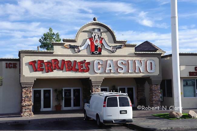 Terrible Herbst Casino in Searchlight, Nevada