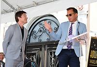 Jason Bateman &amp; Will Arnett at the Hollywood Walk of Fame Star Ceremony honoring actor Jason Bateman. Los Angeles, USA 26 July 2017<br /> Picture: Paul Smith/Featureflash/SilverHub 0208 004 5359 sales@silverhubmedia.com