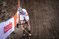 World Cup Leader Toon Aerts (BEL/Telenet Baloise Lions) <br /> <br /> Men Elite Race<br /> UCI Cyclocross Worldcup – Hoogerheide (Netherlands)<br /> <br /> ©kramon