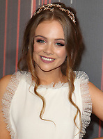 Niamh Blackshaw at The British Soap Awards 2019 arrivals. The Lowry, Media City, Salford, Manchester, UK on June 1st 2019<br /> CAP/ROS<br /> ©ROS/Capital Pictures