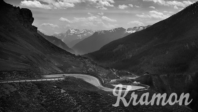 The Italian Alps<br /> <br /> 99th Giro d'Italia 2016