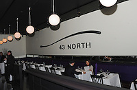 43 North restaurant on Wednesday, 10/27/10, on N. King Street in Madison, Wisconsin