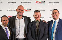 UFC GYM launch in UK & EIRE Press Conference - 15.03.2018
