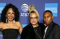 2 January 2020 - Palm Springs, California - Debra Martin Chase,  Kasi Lemmons, Lena Waithe. 2020 Annual Palm Springs International Film Festival Film Awards Gala  held at Palm Springs Convention Center. Photo Credit: FS/AdMedia