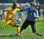 2011-09-18 NCAA: Harvard at Vermont Men's Soccer