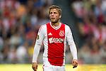 Nederland, Amsterdam, 21 juli 2012.Seizoen 2012/2013.Ajax-Celtic .Lasse Schone van Ajax in actie