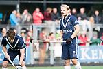 AMSTELVEEN - Thijn Knetemann (Pinoke). Hoofdklasse competitie heren. Pinoke-SCHC (0-1) . COPYRIGHT  KOEN SUYK