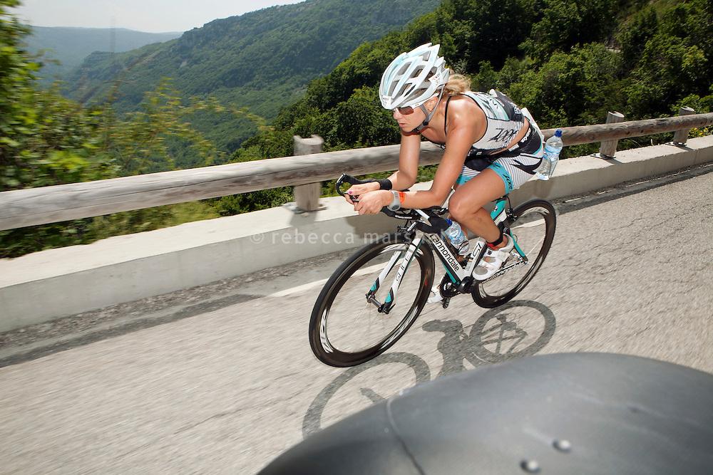 Ironman France 2012, triathlon, Nice, France, 24 June 2012