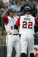 Saccomanno, Mark 6218.jpg. Pacific Coast League. Nashville Sounds at Round Rock Express. Dell Diamond. June 28th, 2008 in Round Rock Texas. Photo by Andrew Woolley.