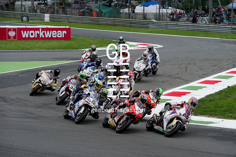 2012 Superbike World Championship, Round 04, 06 May 2012, Monza, Italy, Jonathan Rea, Honda