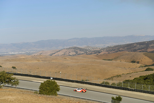 Pirelli World Challenge<br /> Intercontinental GT Challenge California 8 Hours<br /> Mazda Raceway Laguna Seca<br /> Sunday 15 October 2017<br /> Ryan Eversley, Tom Dyer, Dane Cameron, Acura NSX GT3, GT3 Overall<br /> World Copyright: Richard Dole<br /> LAT Images<br /> ref: Digital Image RD_PWCLS17_368