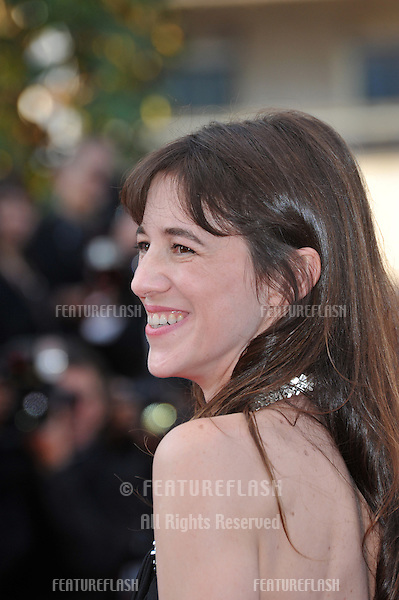 Charlotte Gainsbourg at the closing Awards Gala at the 63rd Festival de Cannes..May 23, 2010  Cannes, France.Picture: Paul Smith / Featureflash
