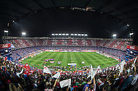FUTBOL. Liga BBVA. Atlético de Madrid Vs Real Madrid. 4/10/15