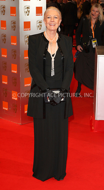 WWW.ACEPIXS.COM . . . . .  ..... . . . . US SALES ONLY . . . . .....February 21 2010, London....Vanessa Redgrave at the Orange British Academy Film Awards (BAFTA's) on February 21 2010 in London......Please byline: FAMOUS-ACE PICTURES... . . . .  ....Ace Pictures, Inc:  ..tel: (212) 243 8787 or (646) 769 0430..e-mail: info@acepixs.com..web: http://www.acepixs.com
