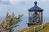 Lighthouse, Cape Meares, Oregon, USA, 200808310699.<br />